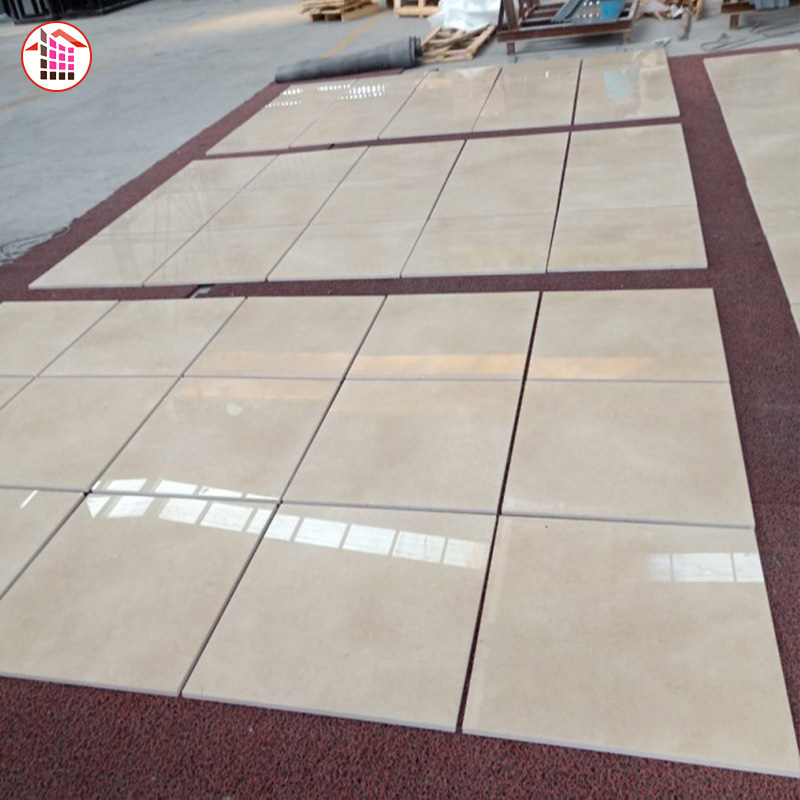 Most popular marble floor tiles spanish cream marfil marble