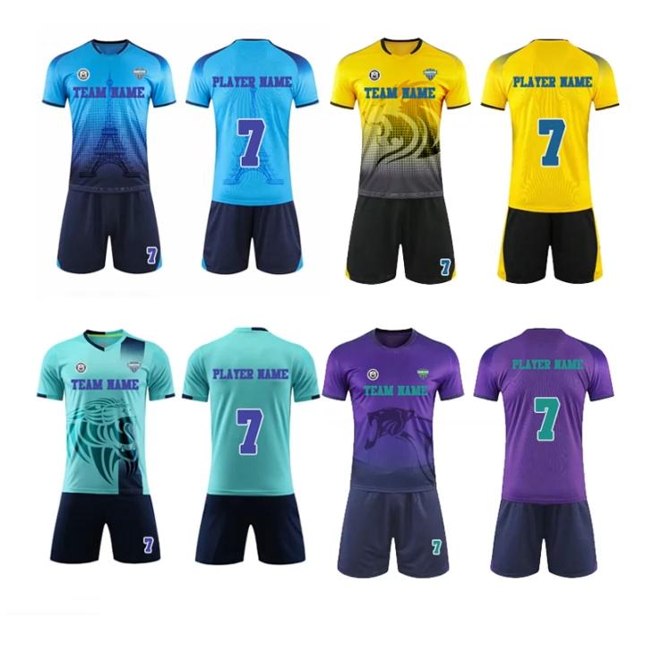 2020 Running Club sublimation retro Football t shirt Jerseys Custom print Soccer Jerseys set uniforms Team Training Sports Wear