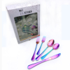 20pc rainbow(Dinner knife/fork/spoon  Des spoon/salad fork)
