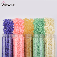 Wholesales Price 2019 New Arrival Professional Skin Body Hair Removal Wax Natural Effective Hard Wax Beans