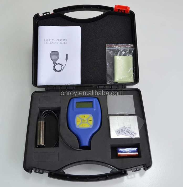 ETA-068F Portable Galvanized Coating Thickness Gauges/Paint Film Thickness meter