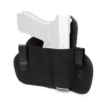Wholesale men woman black elastic phone right left tactical concealed carry holster belly band holster gun holster