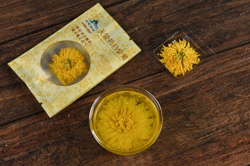 China Famous Green Tea Chrysanthemum Tea Flower Tea - 4uTea   4uTea.com
