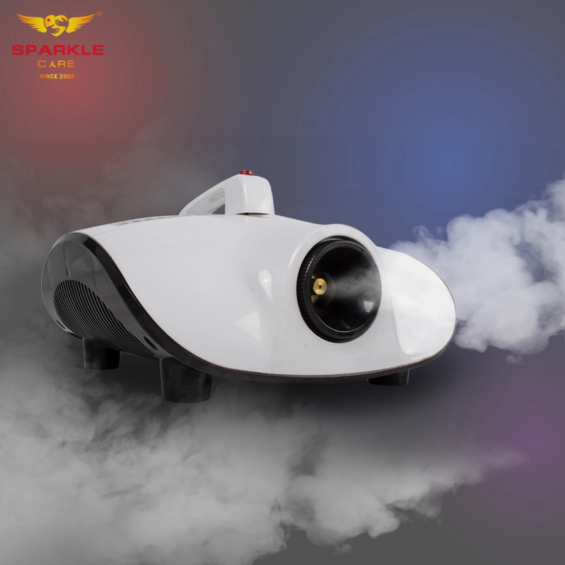 Black Friday 900W Disinfection Fog Smoke Machine 2021 Best Christmas Gift Car Air Purification <strong>Spray</strong> for Home Vehicle Gym School