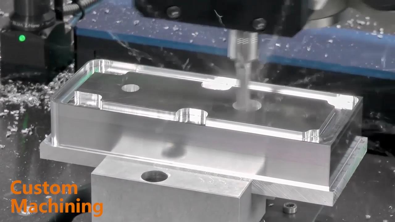 Tùy Chỉnh Cnc Gia Công Phần Prototyping/Nhựa 3d Dịch Vụ In Ấn