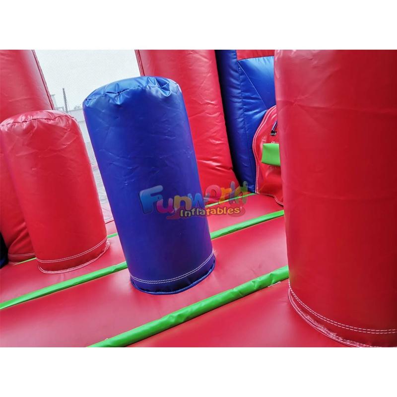 Comercial spider man castillo inflable precio granja saltarin brinca obstaculos brincolines castillos juegos inflables