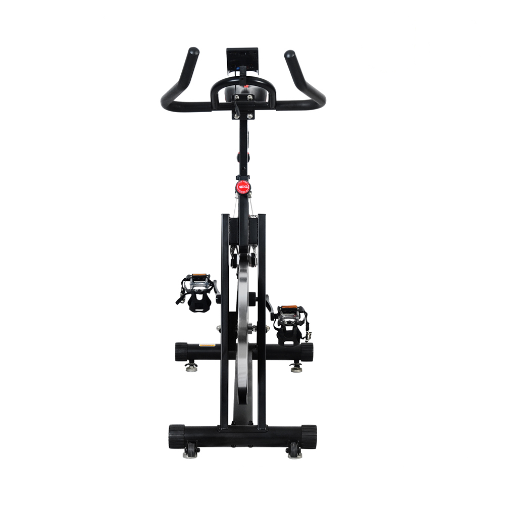 Home Fitness Cardio Exercise Upright Bike with Magnetic Resistance