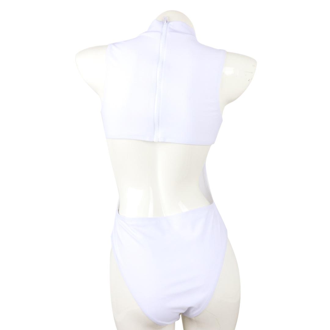 Disesuaikan Wanita Pakaian Renang Satu Potong Pakaian Renang Thong Bikini Wanita Seksi Pakaian Renang