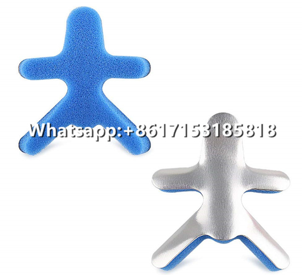 Aluminum Finger Support Splint,Hand Metal Finger Brace,Orthopedic Finger Splints