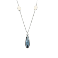 46622 Xuping Crystals from Swarovski new elegant women accessories jewelry necklace with crystal