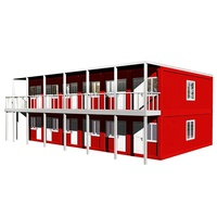 fast assembled waterproof fireproof container motel for sale