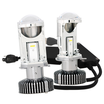 High quality bombillo luces auto led headlamp projector h4 bulb mini car headlight auto light h4 led bulb