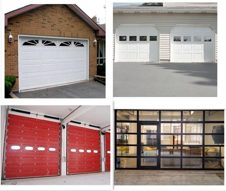 Оптовая Автоматическая или ручная дверь гаража которая легка для того чтобы открыть и закрыть