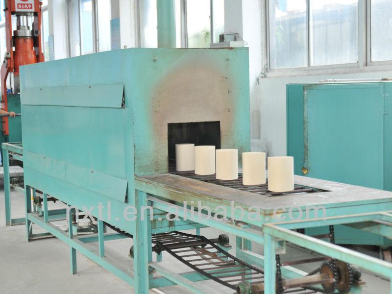 Honeycomb-quemadores de gas infrarrojos industriales, placas de cerámica