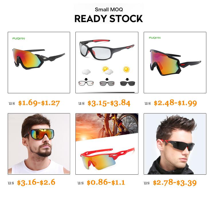 Fuqian uv sport sunglasses luxury style for lady-3
