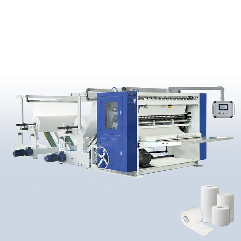 embossing box packed facial tissue paper machine
