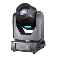 Joyfirst LED 150W Beam Spot Wash Zoom 4 in 1 Moving Head Light for DJ Wedding