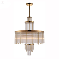 2020 Ceiling Crystal Chandelier Lighting Modern glass Chandelier Pendant Light Lamp,Modern Lighting Chandelier Luxury Hotel
