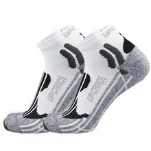 UGUPGRADE Coolmax , хлопковые Компрессионные носки для бега, дышащие баскетбольные Лыжные носки для велоспорта, термоноски(Китай)
