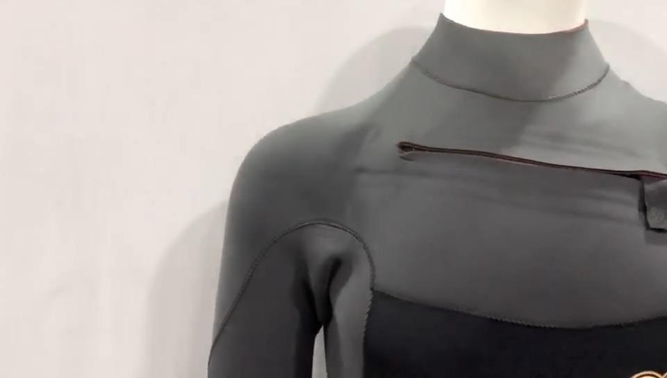 Wholesale Custom Long John Wetsuit 5mm Neoprene Suit, OEM Neoprene 5mm Wetsuit