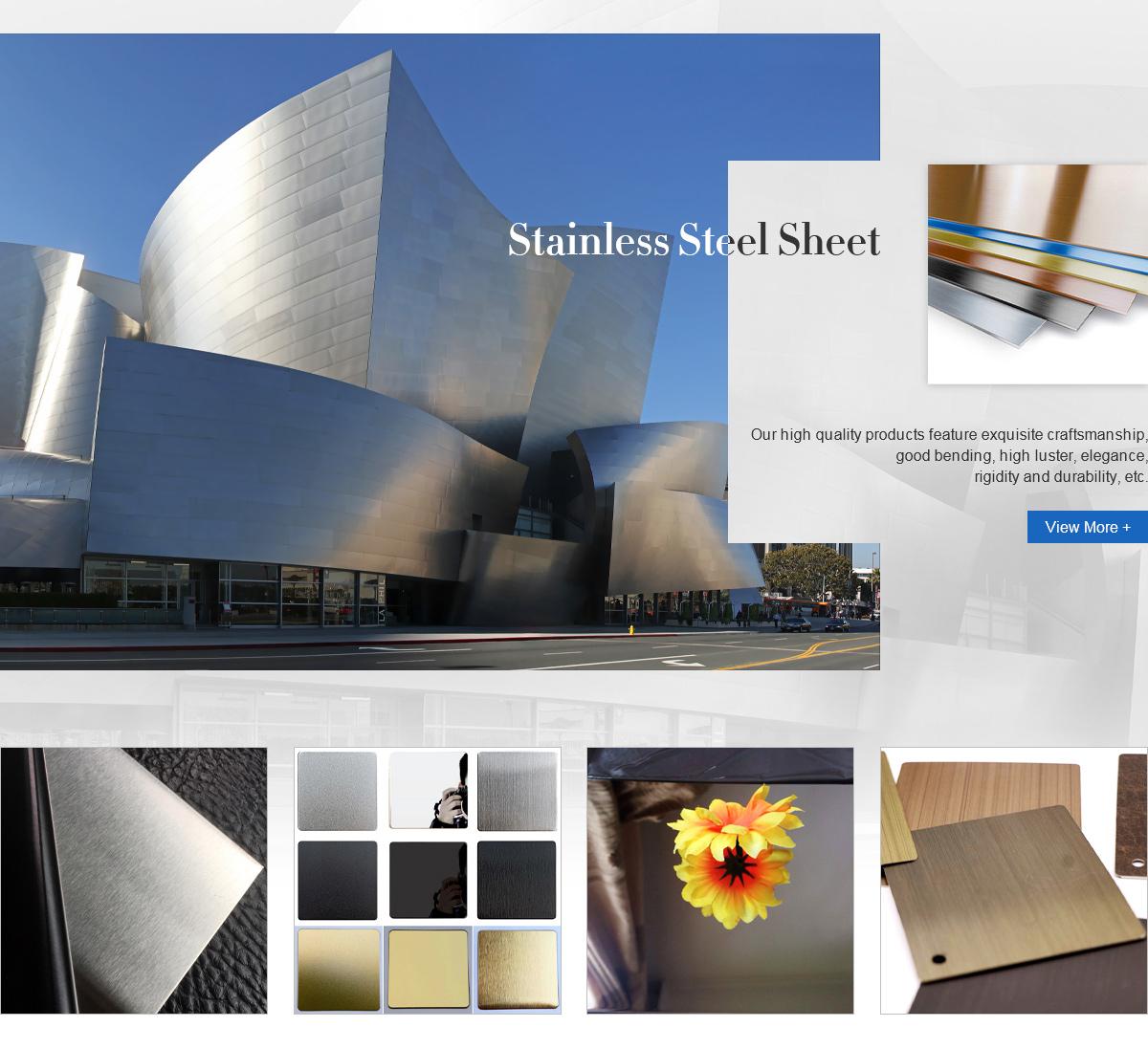 Foshan Shangfa Stainless Steel Co Ltd