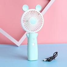 Ультра-тихий ручной мини-вентилятор с usb-зарядкой, увлажнение, аэрозоль, кондиционер, увлажнитель воздуха для наружного использования # T2(Китай)