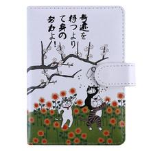 Записная книжка Милая кошка иллюстрация еженедельник записная книжка Повестка дня 2020 дорожный дневник записная книжка Канцтовары(Китай)