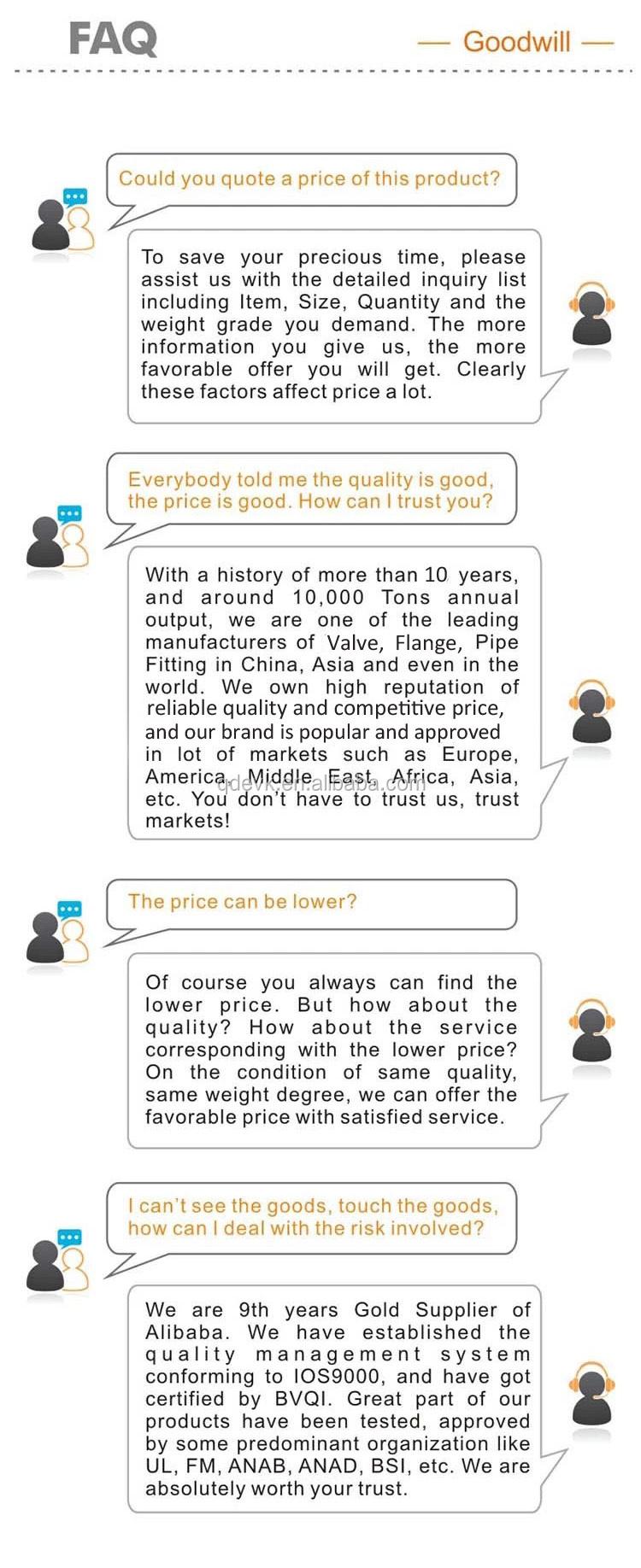 Sfero Döküm PVC Boru için hızlı bağlantı