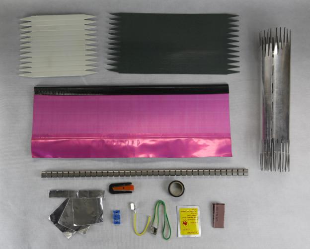 Термоусадочная обертка усиленная втулка/XAGA 500/RSBJ 500