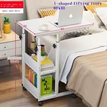 Tavolo Pliante маленький Tafelkleed ноутбук офисная мебель Escritorio Кровать Подставка прикроватная Меса ноутбук стол исследование компьютерный стол(Китай)