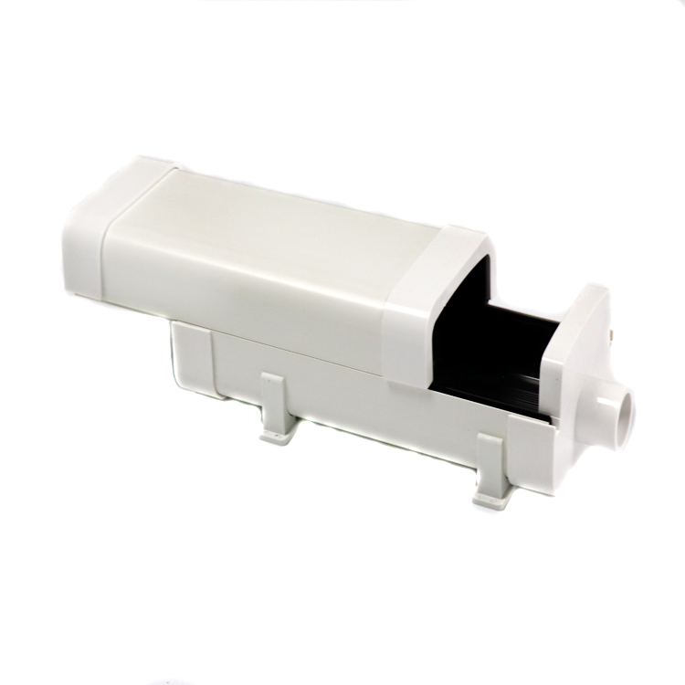 Advanced pvc nft channel/gully hydroponic greenhouse systems