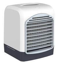 Мини Портативный USB кондиционер охлаждающий вентилятор холодный вентилятор машина увлажнитель очиститель для офиса дома(Китай)