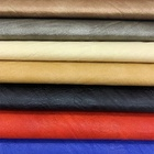 Tannery sells unique PVC synthetic leather for sofa and bag materials organic