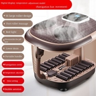 Massage Foot Footfoot 2020 Electric Massage Footbath Remote Control Heated Anhydrous Foot Massage Machine