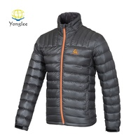 Factory Price Outdoor Waterproof Men Ultra Light Down Jacket