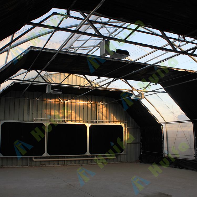 Blackout Deprivation Greenhouse Light Dep Green House