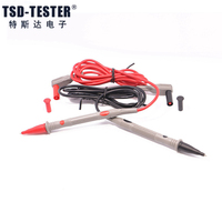 High quality UL instrument cables test probes needles PVC test lead