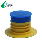 Oil Spout Food Best Price BIB Oil Dispenser Spout With Yellow Cover Food Grade
