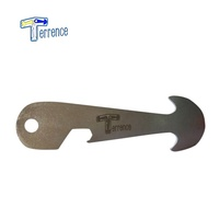 1.85mm thick stainless steel 304 shopping trolley key