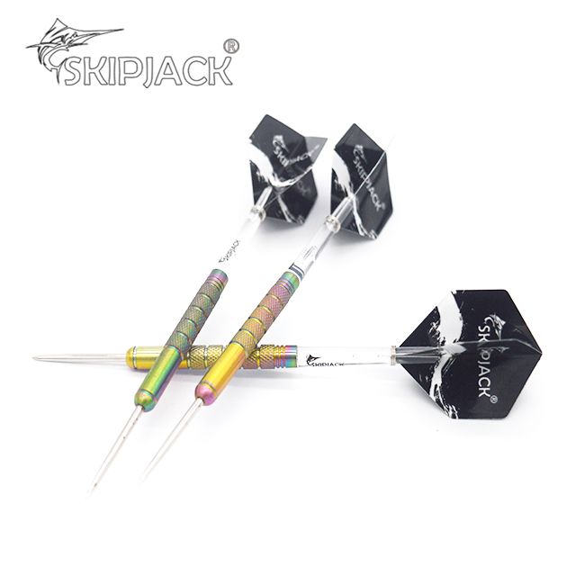 24g high quality custom tungsten dart steel tip
