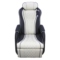 Adults Auto Seat Leather Luxury Electric Car Seat Ventilation System