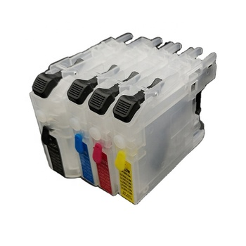 empty refillable cartridge printer ink cartridge compatible ink cartridge for brother J450DW /J470DW