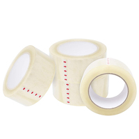 Bopp Shipping Manufacturer Adhesive Opp Packing Clear Transparent Tape