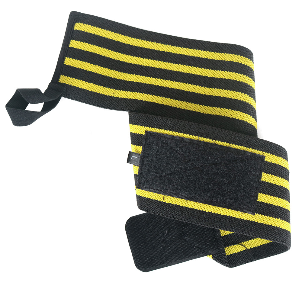 Factory direct gym wrist wraps fitness wristband with best quality