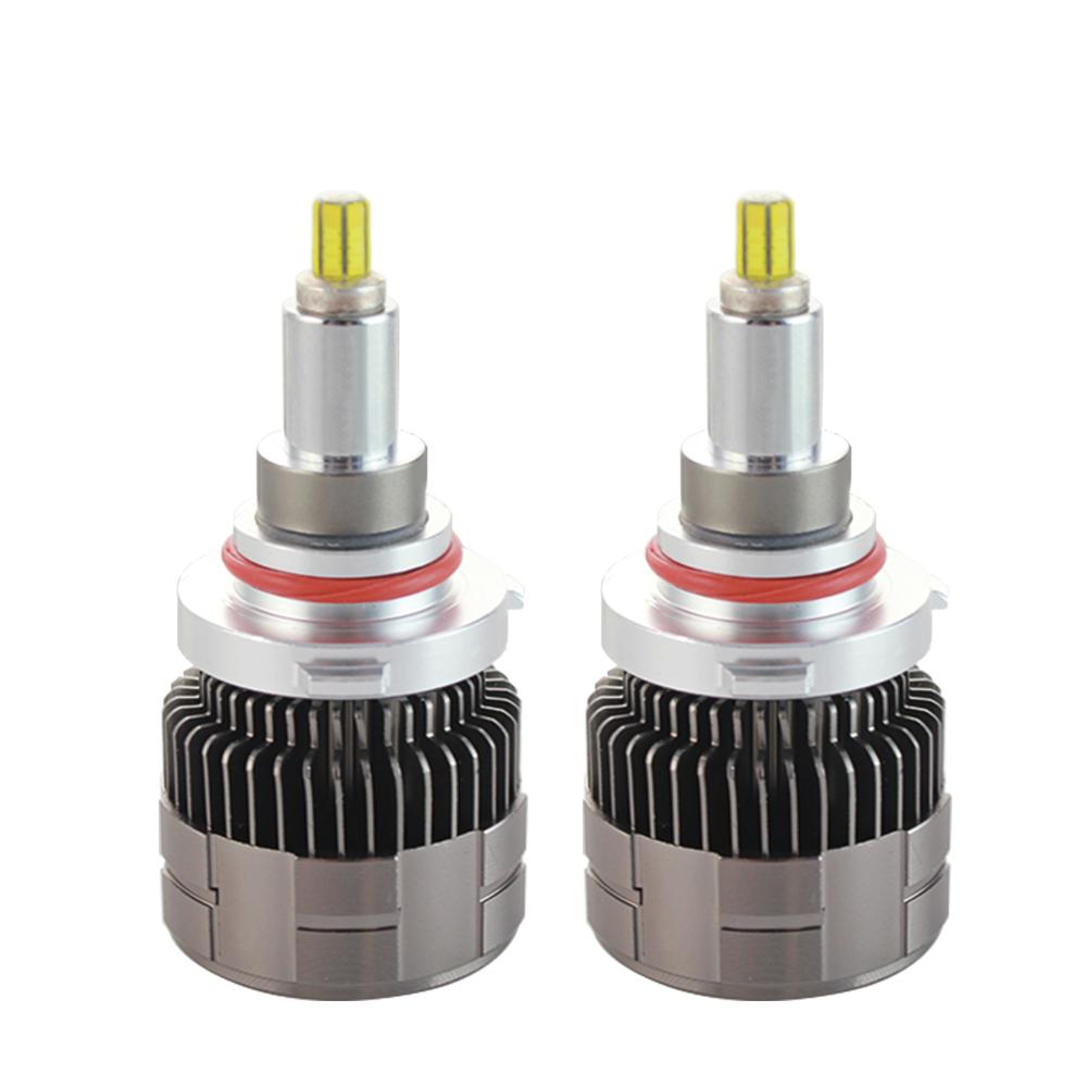 सुपर चमक 360 एलईडी हेडलाइट H1 H3 H4 H7 H8/H9/H11 9005 360 एलईडी