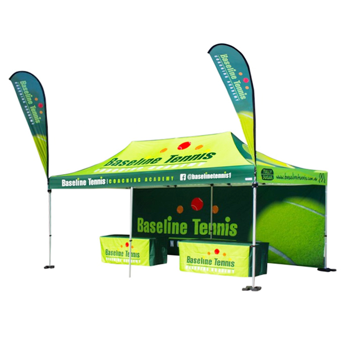 USA Impermeabile Pieghevole Gazebo Evento Stretch Outdoor Pop Up Baldacchino Tendone 3x6 10x20 fiera di visualizzazione tenda
