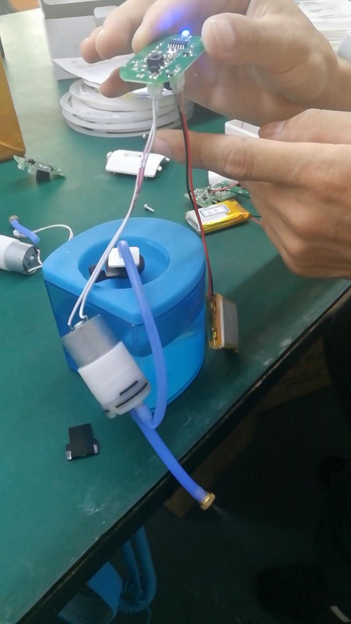 PCB/PCBA אוטומטי יד sanitizer קיר רכוב סבון dispenser מודול עבור משרד