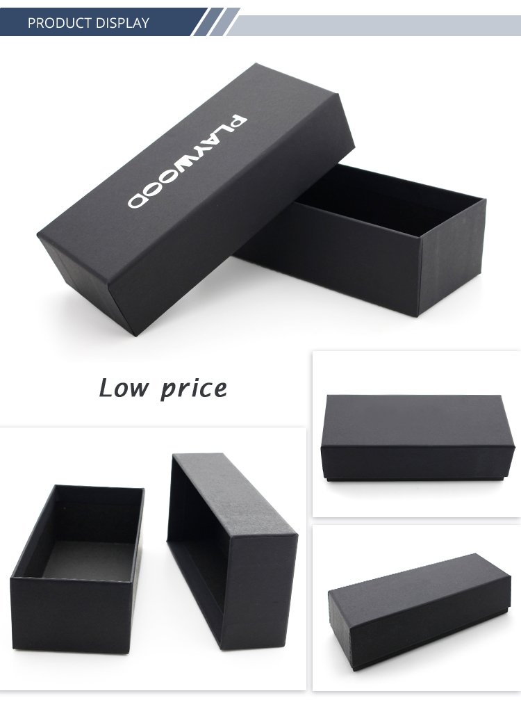 Cardboard Case Sunglasses Paper Packing Box Print Your own Logo
