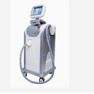 2019 Best sale 755nm 1064nm portable permanent back hair removal alexandrite laser machine