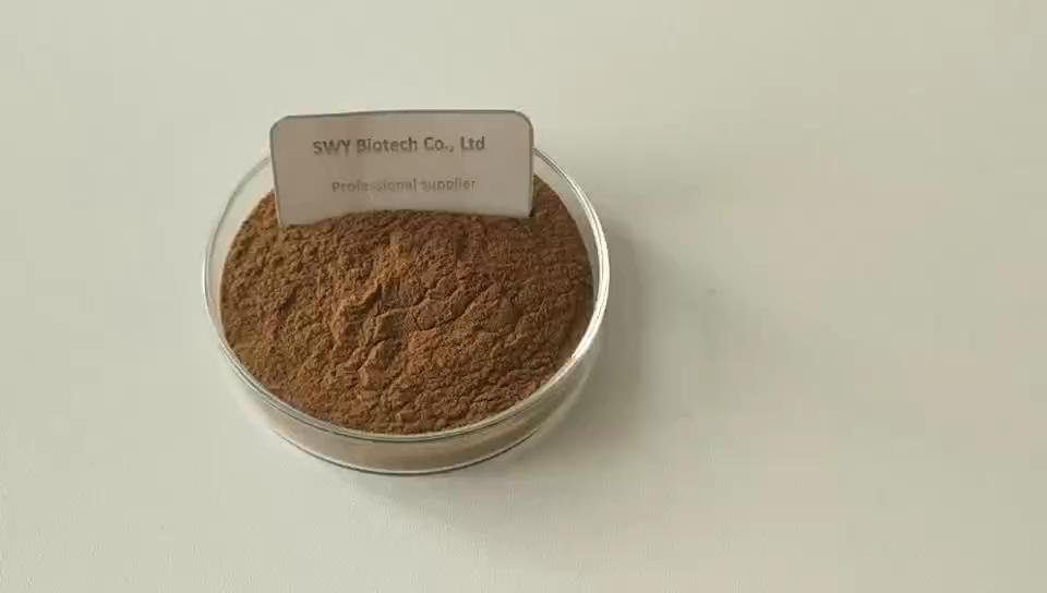 100% чистый натуральный лекарственные растения Ma Huang экстракт порошок эфедры